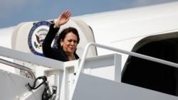 賀錦麗副總統到訪危地馬拉討論打擊走私販運