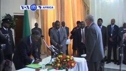 VOA60 Afirka: Shugaban Zambiya Micheal Sata ya Rasu, Zambiya, Oktoba 29, 2014