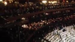 پوپ فرانسس کی نیویارک میں بڑی دعائیہ تقریب میں شرکت