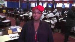 Ayiti: Seyans Kloti Asanble Nasyonal la Avòte
