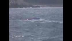 SOKOR Boat Capsizes