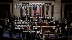 Congreso de EE.UU. demuestra apoyo a venezolanos