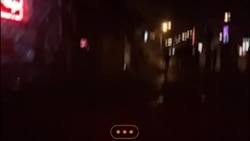 این معترضان می گویند به دفتر امام جمعه ملایر در همدان حمله کرده اند