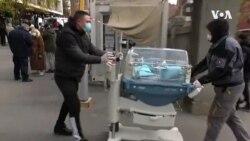 Zagreb: Evakuacija inkubatora iz porodilišta