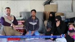 فشار دولت عراق به آوارگان برای بازگشت به خانههایشان پیش از انتخابات اردیبهشت