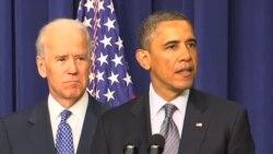 奧巴馬宣佈槍支控制提議