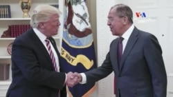 Ամերիկյան լրատվամիջոցները նախագահ Թրամփին մեղադրում են գաղտնի տեղեկություն տրամադրելու մեջ