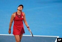 2020 도쿄올림픽에서 일본의 첫 테니스 금메달 획득 기대를 모았던 나오미 오사카 선수가 27일 체코공화국 마르케타 반드루소바 선수와의 여자 단식 3회전 경기에서 패했다.