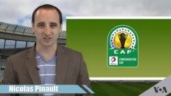 VOA Sports du 20 septembre 2017 : les 1/4 de finale retour de la Coupe CAF
