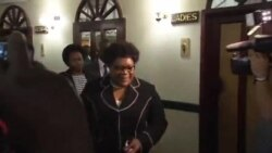 Former Zimbabwe Vice President Mujuru Call Press Conference to Declare Political Interests