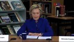 'Clinton En Güçlü Başkan Adayı'