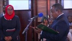 Zanzibar : Rais Mwinyi amuapisha Masoud