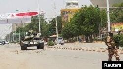 Un procureur tchadien assassiné à coups de couteau dans son bureau