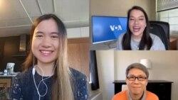 คุยข่าวกับ VOA Thai ในรูปแบบ work from home ประจำวันพฤหัสบดีที่ 14 พฤษภาคม 2563