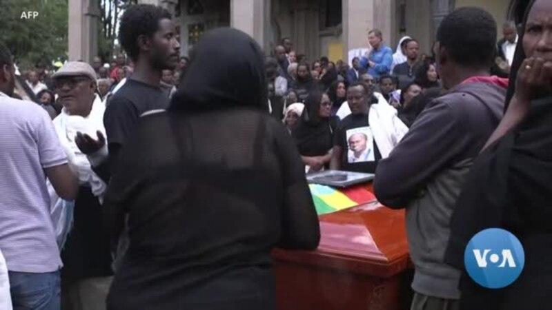 Funérailles pour les victimes de l'accident d'Ethiopian Airlines