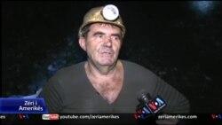 Reportazh nga miniera e Trepçes