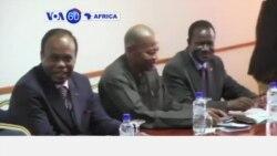 VOA60 Afirka: An Nada Tsohon Faras Ministan Togo Edem Kodjo Don Taimakawa Wajen Nadin Sabon Shugaba, Burkina Faso, Nuwamba 04, 2014