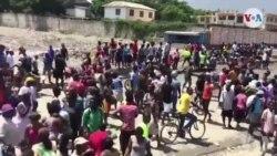 Ayiti: Gwo Lapli nan Pòtoprens Fè Plizyè Viktim nan Zòn Bwa Nèf, Site Solèy