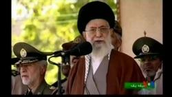 2015-05-20 美國之音視頻新聞:哈梅內伊稱國際核查員不得接觸伊朗科學家