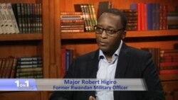 Robert Higaro of Rwanda