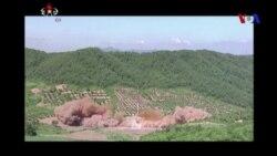 Bắc Hàn phóng tên lửa, quyết không thương lượng với Mỹ