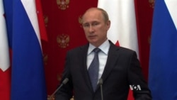 World Reacts With Suspicion to Putin's Endorsement of Ukraine's Election