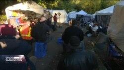 Gradovi šatora - zajednice beskućnika