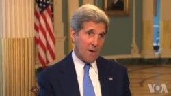 John Kerry: Estamos a trabalhar estreitamente com Angola