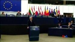 2015-09-09 美國之音視頻新聞:歐盟委員會提議歐盟成員國擴大難民配額