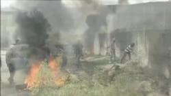 ادامه درگیری ها در کرانه باختری رود اردن