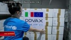 Ý tặng thêm vaccine COVID cho Việt Nam | Truyền hình VOA 30/9/21