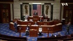 VOA英语视频: 美国弹劾总统程序的宪法依据: 国会众议院听证会