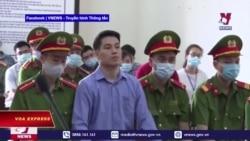 Nhà hoạt động Cấn Thị Thêu và con trai bị tuyên án 16 năm tù