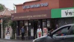 ក្រុង Little Havana បង្ហាញវប្បធម៌មួយរបស់ប្រទេសគុយបាក្នុងរដ្ឋ Florida