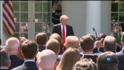 Трамп хоче обмежити виконання закону про санкції. Відео