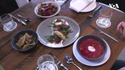 Відомий у Техасі шеф-кухар повертає українську кухню на світову кулінарну мапу. Відео