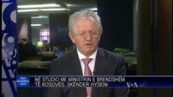 Intervistë me Skender Hysenin, Ministrër i Brendëshëm i Kosovës