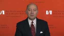 Admiral Jim Stavridis, Tufts University
