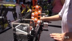 Young Students Wow Public with Cool Inventions