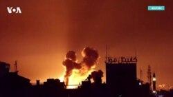 Израиль наносит контрудар по сети палестинских террористов в Газе