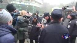 北京便衣粗暴干涉记者采访浦案纪实