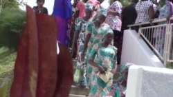 Released Chibok Girls Return to School After Months of Rehabilitation