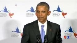 2015-04-12 美國之音視頻新聞:奧巴馬﹕有關伊朗問題的兩黨爭執應該停止