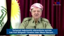 Mesut Barzani: 'Zorluklarla Karşılaşabiliriz Ama Aşacağız'