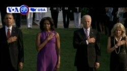 Mỹ kỷ niệm 12 năm vụ tấn công khủng bố 11-9
