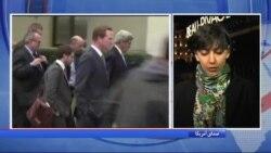 آغاز گفتگوهای داخلی وزیران خارجه ۱+۵ در لوزان