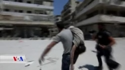 بەهۆی هێرشەکانی سوریا دەیان کەسی سڤیل لە باکوری ڕۆژئاوای وڵاتەکە دەکوژرێن