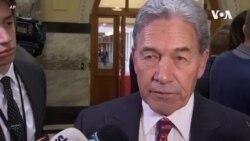 新西蘭暫停與香港之間的引渡協議