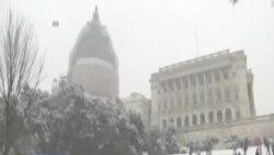 Зимaта во САД не се предава