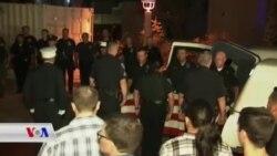 کوشتنی دوو پۆلیس لە ئەمەریکا